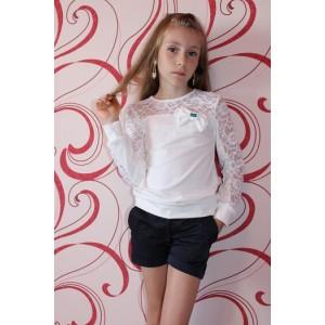 """Блуза для девочек """"Мелис"""" 019-1"""
