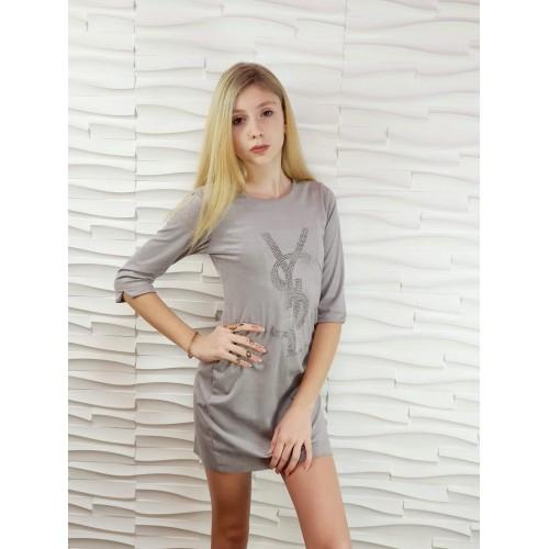Платье Футляр 050