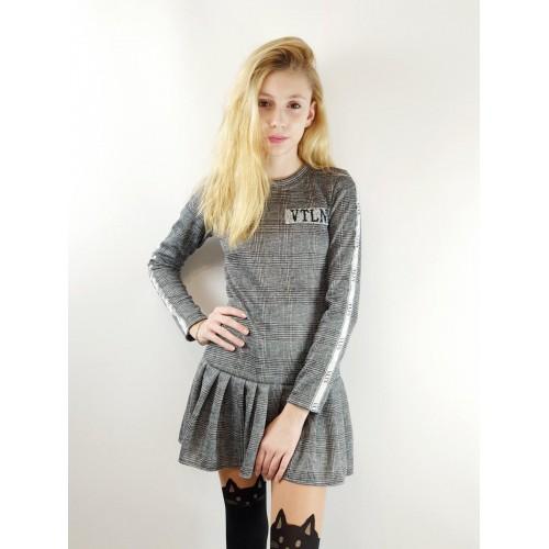 """Платье """"Плиссе"""" 081"""