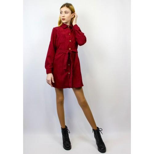 Платье- рубашка ЭМИЛИ
