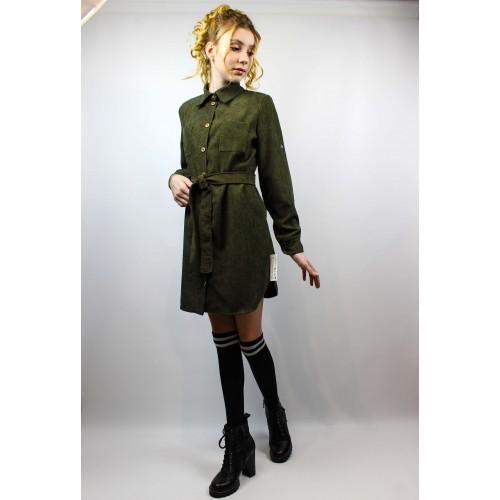 Платье- рубашка поло ЭМИЛИ 2