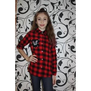 Рубашка-туника 049