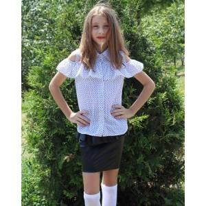 """Рубашка """"Рюша"""" 071-1"""