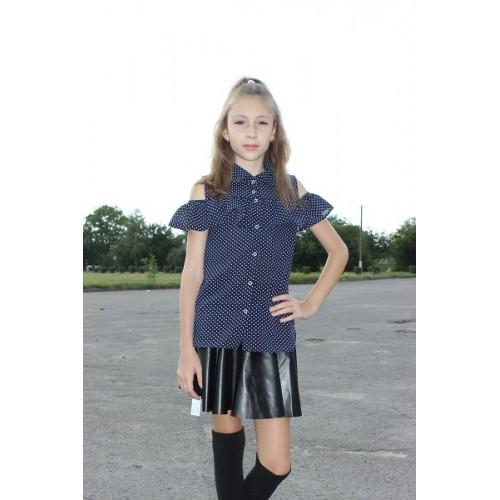 """Рубашка """"Рюша"""" 071-2"""
