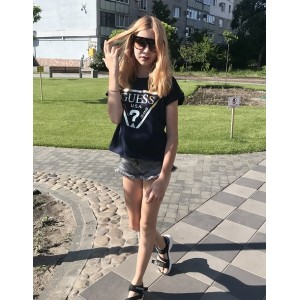 Футболка ОВЕРСАЙЗ 066