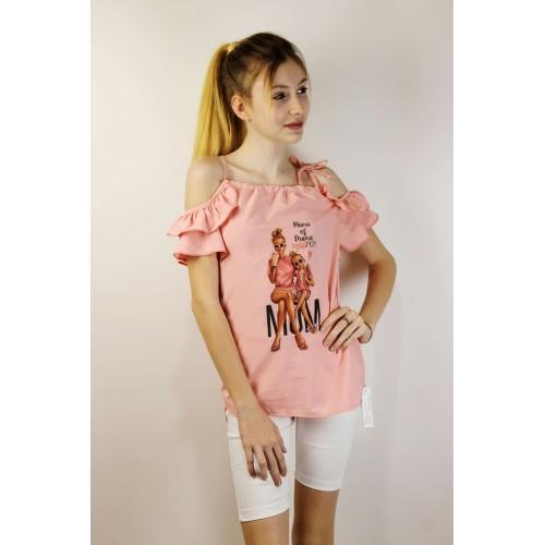 Блуза Лилея